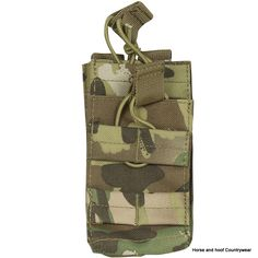 Viper Single Duo Mag Pouch - V-Cam The Viper Duo Mag Pouch enables the user to stock magazines on most MOLLE panels The 600D Cordura enhances the smooth functionality