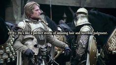Jaime in a nutshell
