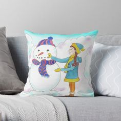 Promote | Redbubble Best Christmas Gifts, Christmas Decorations, Lovers, Throw Pillows, Gift Ideas, Toss Pillows, Cushions, Best Christmas Presents, Decorative Pillows