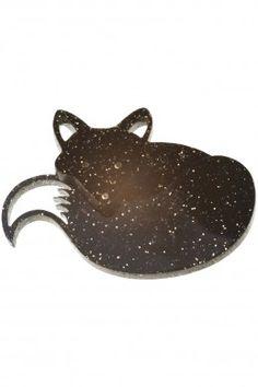 Tatty Devine.  New for Fall. Night fox.