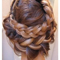 braid hairstyles with highlights