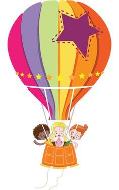 Mundo Bita Bita E Os Animais Voa Voa Passarinho Balloon Party PNG - ana, balloon, basket, birthday, bita Birthday Party Background, Alphabet Letter Crafts, Halloween Invitations, Kawaii Shop, Baby Shark, Us Images, Hot Air Balloon, Favorite Holiday, Birthday Parties