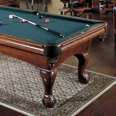 Enjoy your evenings with the family on a brand new pool table