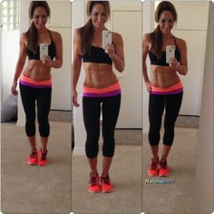 5 Day Flat Belly Challenge!! - Natalie Jill Fitness | OFFICIAL SITE