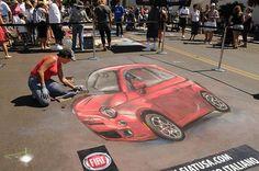 FIAT 500: Art & Design by FIAT USA, via Flickr