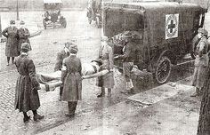 """The 1918–1919 """"Spanish flu"""" pandemic resulted in dramatic mortality worldwide"""