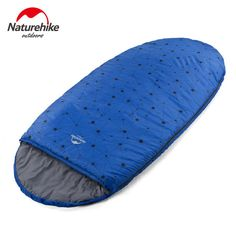 NatureHike Camping Colorful Sleeping Bag Winter Outdoor Waterproof Coated Cotton