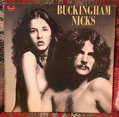 Buckingham/Nicks LP Vinyl Record Near Mint by chezToulouse on Etsy
