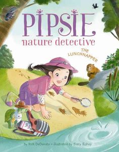 A nature huntand a missing lunch! Pipsie and her turtle friend, Alfred, are on the best school trip ever a nature scavenger hunt! The team who finds Seven Wonders of Nature first wins. But that isnt a