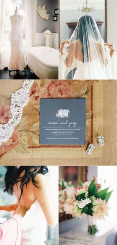 Photography: Jen Huang Photography - jenhuangphotography.com Floral Design: CocoRosie - laviencocorosie.com  Read More: http://www.stylemepretty.com/2012/11/20/hudson-valley-wedding-at-ham-house-from-jen-huang/