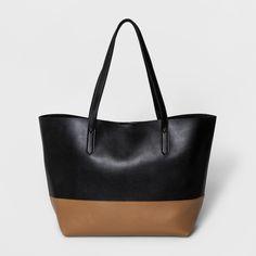 Crossbody Gold Zipper Bag NWT Womens Black Adjustable Backpack A New Day