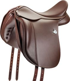 Bates WIDE Dressage - The Bates WIDE Dressage Saddle features a truly high performance seat that delivers a level of comfort and contact never previously experienced in a WIDE saddle.