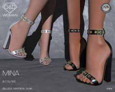 G&D my Vision of Fashion: Mina