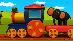 Bob, The Train - Animals