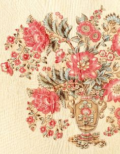 Quilts In The Barn: Chintz Quilts From The Poos Collection