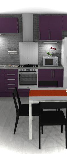 Bedroom rendering with free home design software- interior design - logiciel 3d maison gratuit
