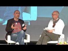 Magnus Höij, moderator och Deeped Niclas Strandh, United Power, sammanfattar och diskuterar