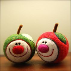 Wooly Apple rattles | Flickr - Photo Sharing!