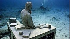 Lanzarote albergará el primer museo submarino de Europa - ABC.es