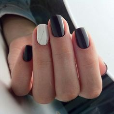 What Christmas manicure to choose for a festive mood - My Nails Easy Nails, Simple Nails, Cute Nails, Acrylic Nail Designs, Nail Art Designs, Acrylic Nails, Nail Manicure, Nail Polish, Nailed It