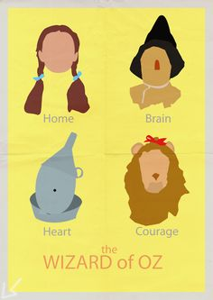 ~ Home ~ Heart ~ Brain ~ Courage ~ Four themes that are central here at Girls Inc. of OC and will be central at our Ruby Slipper Ball on Friday, September 19, 2014. Get your tickets today at www.girlsinc-oc.org!