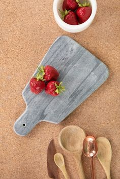 Hand Carved Marble Chopping Board