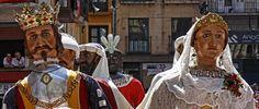 Comparsa de Gigantes y Cabezudos de Pamplona