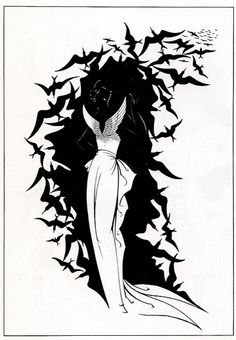 Erte 1926 by elena-lu on Flickr.
