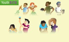 Welcome to YouthSITE! YouthSITE is a place where you can share ideas on how to make a difference in your community. How can you use what you've learned in school to help other people? See what other kids are doing and get ideas for a service-learning project of your own. Show us what happens when you take learning outside the classroom!