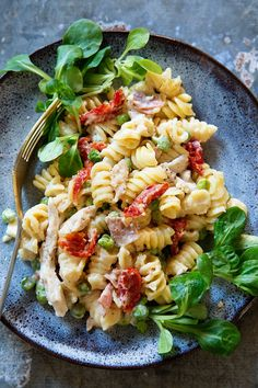 Meat Lovers Pasta via Real Food by Dad #pasta #recipe