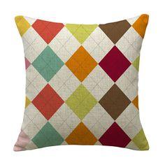 Funda cojín ROVIRO algodón 45x45 (Cojines y fundas) - Sillas de diseño, mesas de diseño, muebles de diseño, Modern Classics, Contemporary Designs...