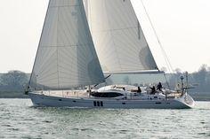 Oyster Yachts | Fleet | 625 | Gallery
