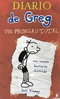 El diario de Greg  El diario de Greg, un pringao total