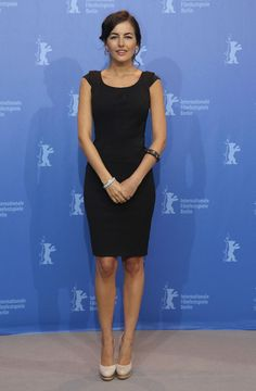 Camilla Belle Photo - 60th Berlin Film Festival -  Father Of Invention - Photocall