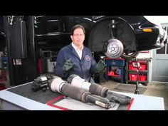 How to Fix Airmatic Suspension: Is it Worth Saving Big Money $$ - YouTube