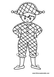 Home Decorating Style 2020 for Arlequin A Colorier, you can see Arlequin A Colorier and more pictures for Home Interior Designing 2020 at Coloriage Kids. Clown Crafts, Carnival Crafts, Carnival Costumes, Colouring Pages, Coloring Books, Theme Carnaval, Italy For Kids, School Carnival, Art Worksheets