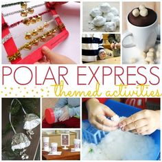 Polar Express Party for Kids