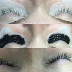 Eyelash tint #eye #salonlife #salon #beauty #lash #tint#body #bodybuilding#eyelashtint visit us on our web page on kobeautyzone.com.au call for an appointment on 93545574 give your lashes the most colour they can take