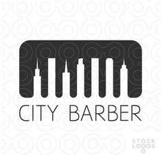 18+ Best Barber/Salon Logo Designs for Inspiration - 85ideas.com