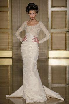 Douglas Hannant Wedding Dresses Fall 2013: Back to Ball Gowns