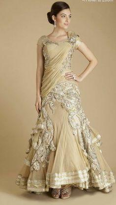 Gaurav Gupta Dress-Front