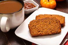 Autumnal Dessert Recipe: Spiced Pumpkin Pecan Loaf