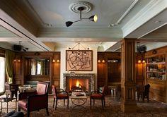 """The Marlton Hotel: Jack Kerouac etwa schrieb hier """"Subterraneans""""; und Valerie Solanas bereitete in Zimmer 214 ihr Attentat auf Warhol vor."""