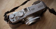 The Fujifilm X100s, the story so far..