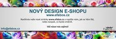 Přinášíme vám novou a moderní podobu našeho e-shopu. www.efabos.cz #bizuterie #eshop #sperky #swarovski
