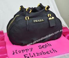 prada Purse Cake   ... Prada-handbag-cake-sydney-birthday-cake-sydney-50th-birthday-cake
