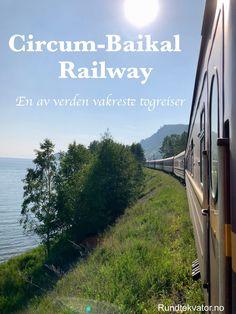 Circum-Baikal Railway anses med rette som den vakreste delen av transsibirske jernbane. Bajkalsjøen regnes som en av de vakreste naturparkene i verden. Hva med å reise med et spesialtog som går rundt innsjøen og inn i de mange tunnelene? Den enkleste måten å se de historiske jernbanetunnelene på, er å ta Circum-Baikal toget.