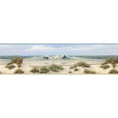 DLR53611B Beige Dunes Border