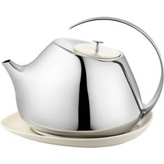 Helena Rohner  HELENA teapot with coaster, 1,3 L  GEORG JENSEN