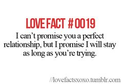 LOVE FACT#0019 Love Facts, Girl Facts, Perfect Relationship, Boy Quotes, I Promise, Math, Math Resources, Early Math, Facts About Love